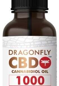 CBD Dragonfly Oil 1000mg 11.1% - 10ml