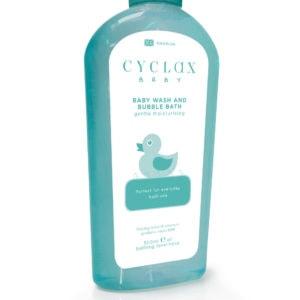Cyclax Wash And Bubble Bath