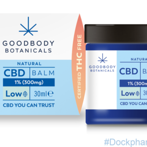 goodbody cbd balm 30ml