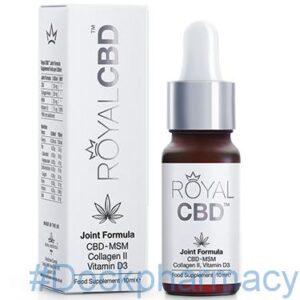 Royal CBD joint oil 10ml