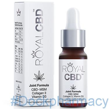 Royal CBD joint oil 10ml