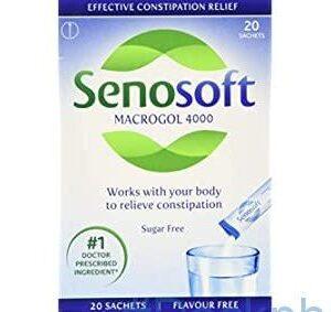 Senosoft Macrogol 4000 Sachets