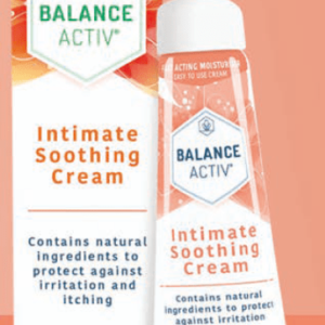 balance active intimate soothing cream 40ml