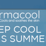 Dermacool cool and sooth skin logo