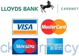 debit credit card by lloyds bank