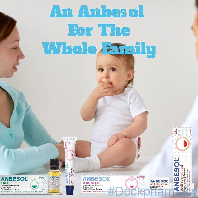Which Anbesol Is Right For You? Anbesol offers effective relief for oral pain, caused by a variety of common issues. The Anbesol range offers targeted oral pain relief from mouth ulcers, denture irritation to babies teething. All Anbesol products are sugar-free and contain a local anesthetic to relieve pain, as well as two antiseptics to […]
