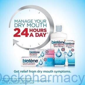 Biotene product range