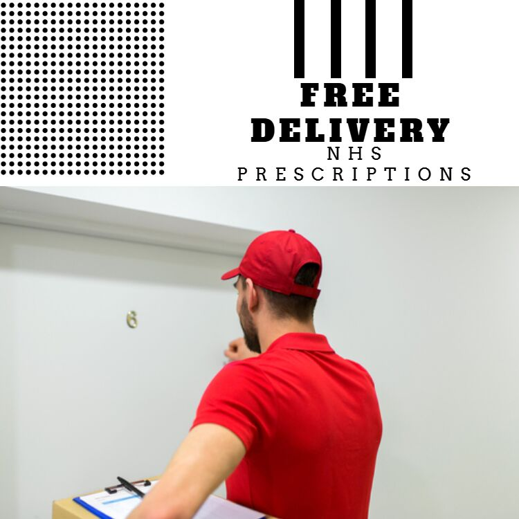 free NHS delivery