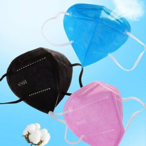 FFP2 KN95 Breathable Face Mask - 10 Pack