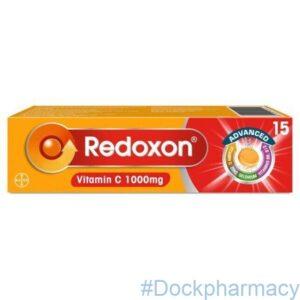 Redoxon advance Immune Support Vitamin Tablets