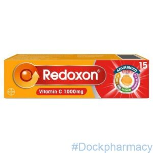 Redoxon advance Immune Support Vitamin Tablets