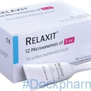 Relaxit Micro-enema 12 x 5ml