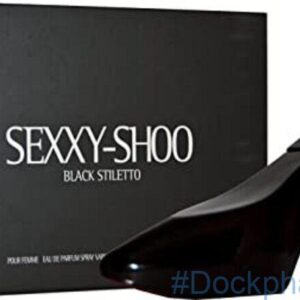 sexxy shoo black