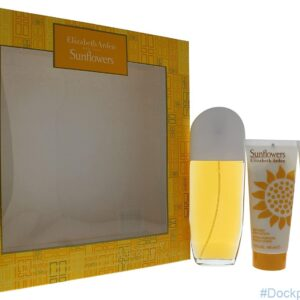 Elizabeth Arden Sunflowers 100ml EDT+Body Lotion gift set