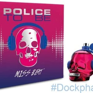 Police To Be Miss Beat Eau de Parfum 40 ml + Body Lotion 100 ml gift set
