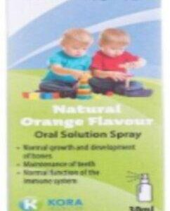 ToddlerD Vitamin D spray