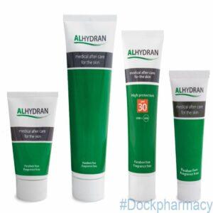Alhydran Medical After Care Scar Skin Cream