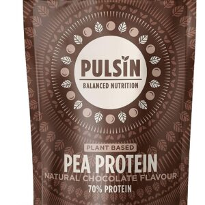chocolate pea protein powder