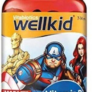 WELLKID MARVEL VITAMIN D