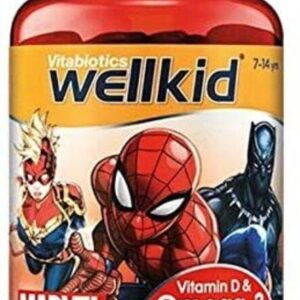 WELLKID MARVEL DHA OMEGA-3