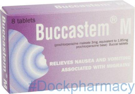 Buccastem m tablets