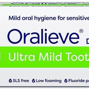 Oralieve Ultra Mild Toothpaste