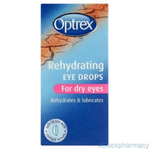 optrex eye drops for dry eyes