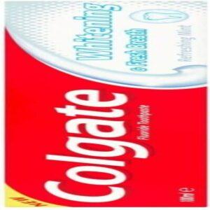 Colgate Whitening And Fresh Breath Fluoride Toothpaste