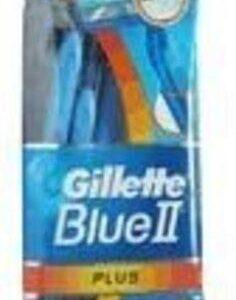 Gillette Blue 11 Plus Disposables 3ct