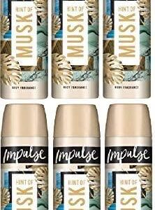 IMPULSE BODYSPRAY HINT OF MUSK