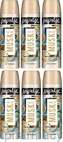 IMPULSE BODYSPRAY HINT OF MUSK