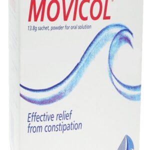 Movicol 13.8g lemon and lime sachet