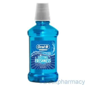 Oral-B Complete Mouthwash Arctic Mint 250ml