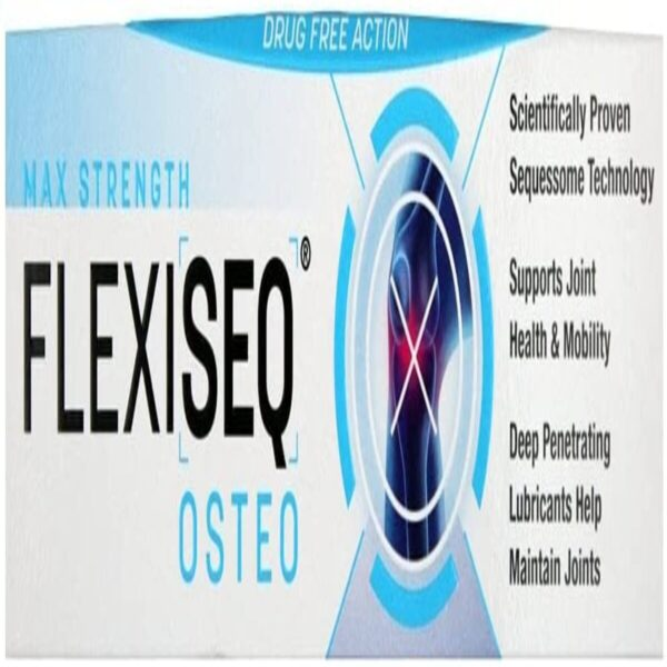 Flexiseq Osteoarthritis Gel Max Strength 100g