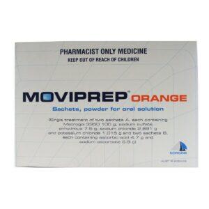 Moviprep Orange Bowel Preparation Powder For Oral Solution