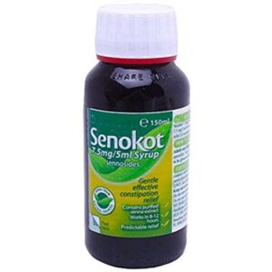 Senokot Syrup 12 Years Plus Constipation Relief