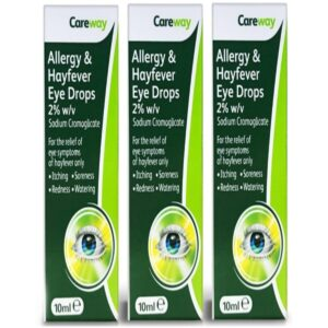 Careway Hayfever And Allergy Eye Drops