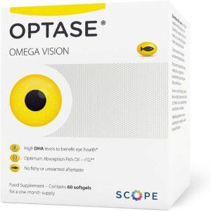 OPTASE Omega Vision Softgels