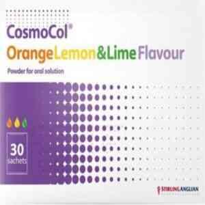 Cosmocol Orange Lemon And Lime
