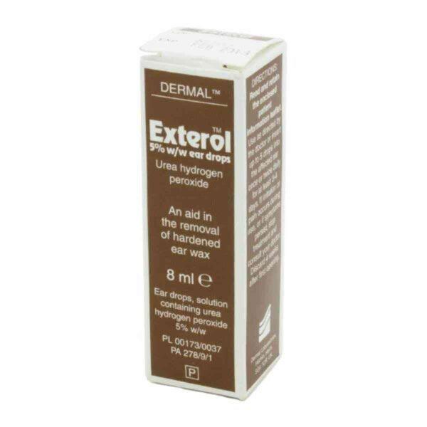 Exterol Ear Drops