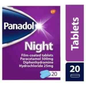 Panadol Night Tablets